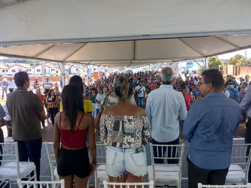 Residencial Belo Horizonte foi entregue aos contemplados