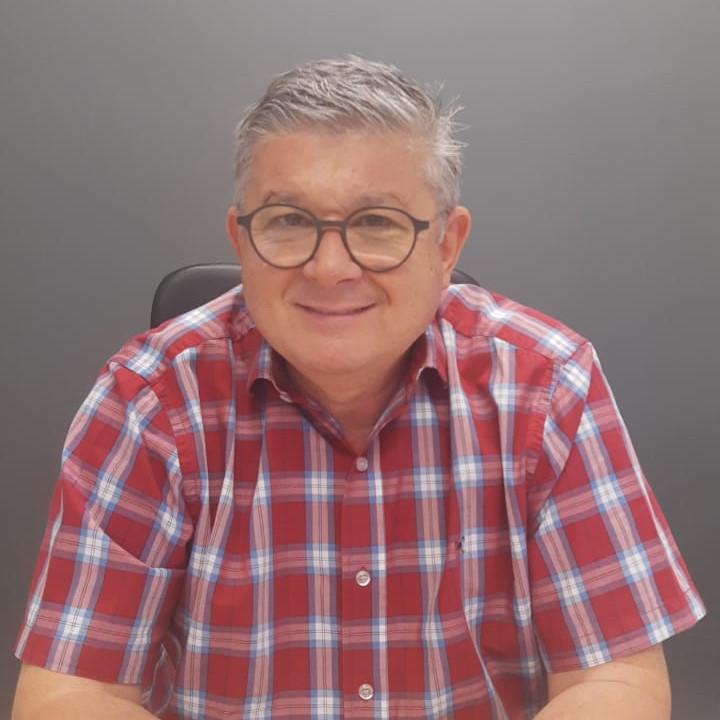 Jorge Luis de Lucia - Gerente de Obras de Naviraí