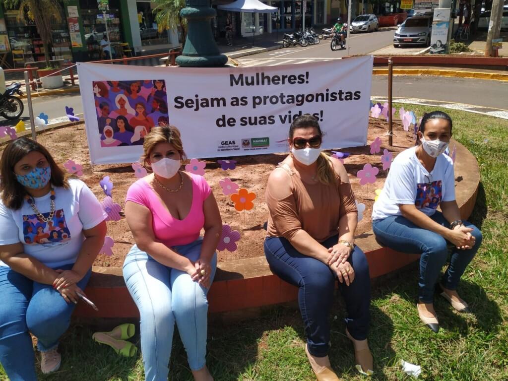 Prefeitura de Naviraí encerra ações alusivas ao Dia Internacional da Mulher