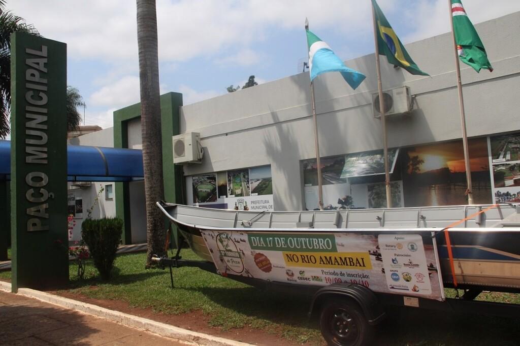 Prorrogada a inscrição para a 3ª Festa da Pesca de Naviraí até o dia 15/10