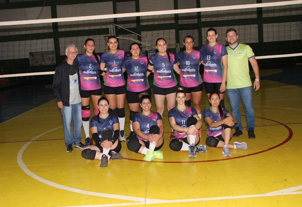 Voleibol Feminino de Naviraí está na final do Campeonato Estadual 2021